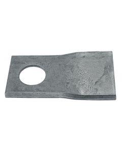 Nož roto kose desni 94x47x23 mm