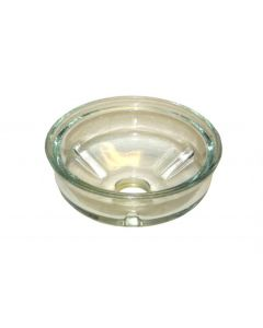 Staklena čašica filtera
