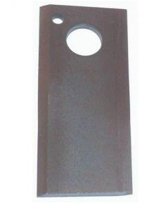 Nož roto kose desni 107x48x18,5 mm