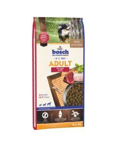 Bosch ADULT sa janjetinom i rižom - bez pšenice, za pse normalnih aktivnosti, 15 kg