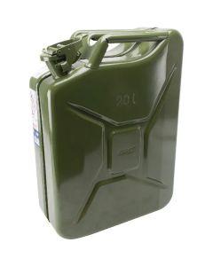 Kanister za gorivo 20 litara, metalni