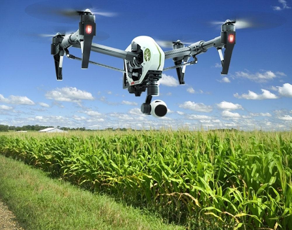 Dronovi u poljoprivredi