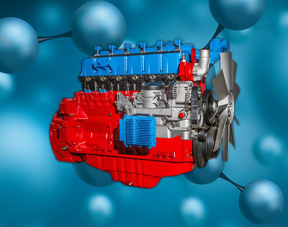 Deutz AG - motor na vodik je spreman